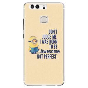 Plastové pouzdro iSaprio Be Awesome na mobil Huawei P9