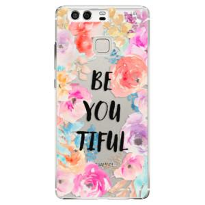 Plastové pouzdro iSaprio BeYouTiful na mobil Huawei P9
