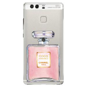 Plastové pouzdro iSaprio Chanel Rose na mobil Huawei P9