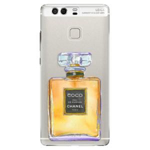 Plastové pouzdro iSaprio Chanel Gold na mobil Huawei P9