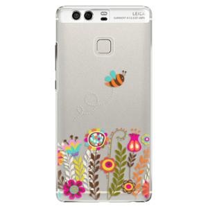 Plastové pouzdro iSaprio Bee 01 na mobil Huawei P9