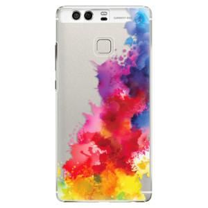 Plastové pouzdro iSaprio Color Splash 01 na mobil Huawei P9