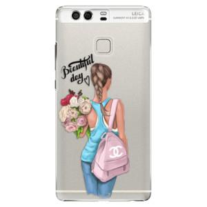 Plastové pouzdro iSaprio Beautiful Day na mobil Huawei P9