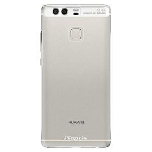 Plastové pouzdro iSaprio 4Pure mléčné bez potisku na mobil Huawei P9