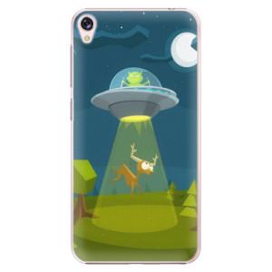 Plastové pouzdro iSaprio Alien 01 na mobil Asus ZenFone Live ZB501KL