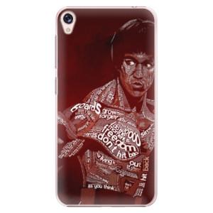 Plastové pouzdro iSaprio Bruce Lee na mobil Asus ZenFone Live ZB501KL
