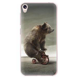 Plastové pouzdro iSaprio Bear 01 na mobil Asus ZenFone Live ZB501KL