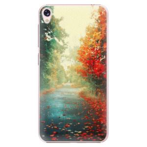 Plastové pouzdro iSaprio Autumn 03 na mobil Asus ZenFone Live ZB501KL
