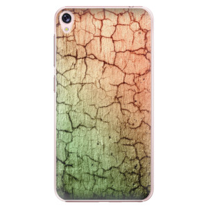 Plastové pouzdro iSaprio Rozpraskaná Zeď 01 na mobil Asus ZenFone Live ZB501KL