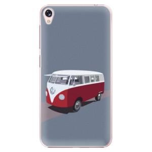 Plastové pouzdro iSaprio VW Bus na mobil Asus ZenFone Live ZB501KL