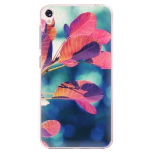 Plastové pouzdro iSaprio Autumn 01 na mobil Asus ZenFone Live ZB501KL