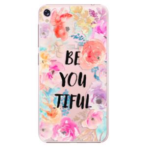 Plastové pouzdro iSaprio BeYouTiful na mobil Asus ZenFone Live ZB501KL