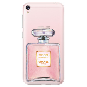 Plastové pouzdro iSaprio Chanel Rose na mobil Asus ZenFone Live ZB501KL