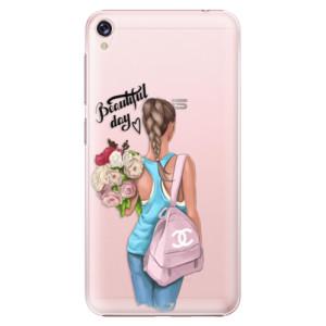 Plastové pouzdro iSaprio Beautiful Day na mobil Asus ZenFone Live ZB501KL