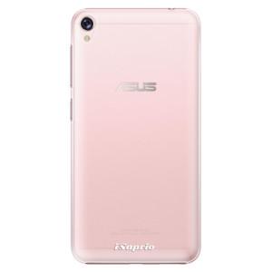 Plastové pouzdro iSaprio 4Pure mléčné bez potisku na mobil Asus ZenFone Live ZB501KL