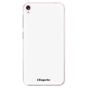 Plastové pouzdro iSaprio 4Pure bílé na mobil Asus ZenFone Live ZB501KL