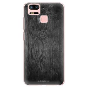 Plastové pouzdro iSaprio black Wood 13 na mobil Asus Zenfone 3 Zoom ZE553KL
