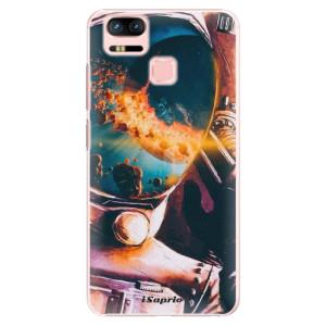 Plastové pouzdro iSaprio Astronaut 01 na mobil Asus Zenfone 3 Zoom ZE553KL