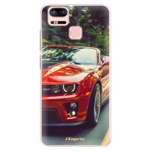 Plastové pouzdro iSaprio Chevrolet 02 na mobil Asus Zenfone 3 Zoom ZE553KL