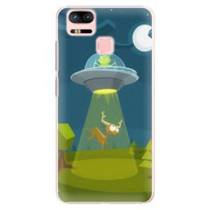 Plastové pouzdro iSaprio Alien 01 na mobil Asus Zenfone 3 Zoom ZE553KL