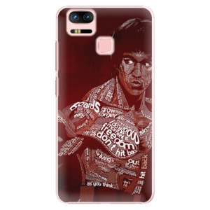 Plastové pouzdro iSaprio Bruce Lee na mobil Asus Zenfone 3 Zoom ZE553KL