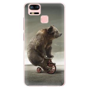 Plastové pouzdro iSaprio Bear 01 na mobil Asus Zenfone 3 Zoom ZE553KL