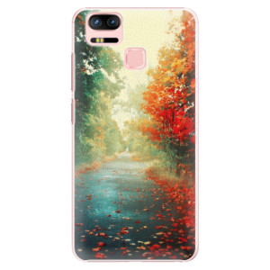 Plastové pouzdro iSaprio Autumn 03 na mobil Asus Zenfone 3 Zoom ZE553KL
