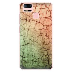 Plastové pouzdro iSaprio Rozpraskaná Zeď 01 na mobil Asus Zenfone 3 Zoom ZE553KL