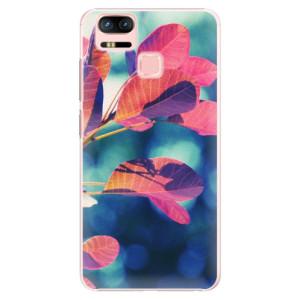 Plastové pouzdro iSaprio Autumn 01 na mobil Asus Zenfone 3 Zoom ZE553KL