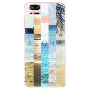 Plastové pouzdro iSaprio Aloha 02 na mobil Asus Zenfone 3 Zoom ZE553KL