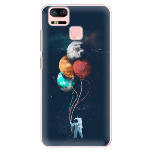 Plastové pouzdro iSaprio Balloons 02 na mobil Asus Zenfone 3 Zoom ZE553KL