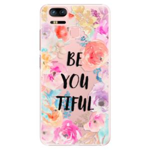 Plastové pouzdro iSaprio BeYouTiful na mobil Asus Zenfone 3 Zoom ZE553KL