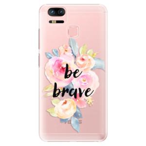 Plastové pouzdro iSaprio Be Brave na mobil Asus Zenfone 3 Zoom ZE553KL