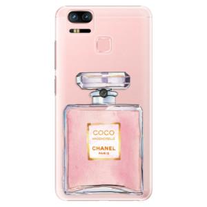 Plastové pouzdro iSaprio Chanel Rose na mobil Asus Zenfone 3 Zoom ZE553KL
