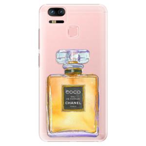 Plastové pouzdro iSaprio Chanel Gold na mobil Asus Zenfone 3 Zoom ZE553KL