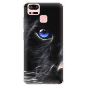 Plastové pouzdro iSaprio black Puma na mobil Asus Zenfone 3 Zoom ZE553KL
