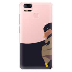 Plastové pouzdro iSaprio BaT Comics na mobil Asus Zenfone 3 Zoom ZE553KL