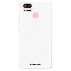 Plastové pouzdro iSaprio 4Pure bílé na mobil Asus Zenfone 3 Zoom ZE553KL