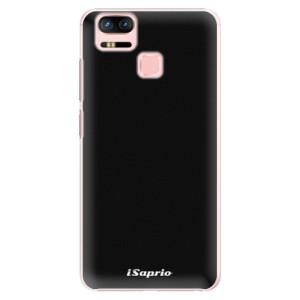 Plastové pouzdro iSaprio 4Pure černé na mobil Asus Zenfone 3 Zoom ZE553KL