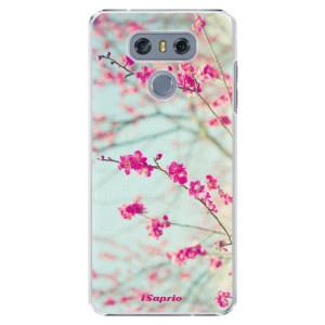Plastové pouzdro iSaprio Blossom 01 na mobil LG G6 (H870)