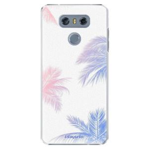 Plastové pouzdro iSaprio Palmy 10 na mobil LG G6 (H870)