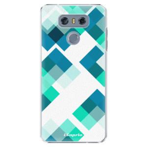 Plastové pouzdro iSaprio Abstract Squares 11 na mobil LG G6 (H870)