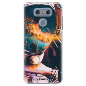 Plastové pouzdro iSaprio Astronaut 01 na mobil LG G6 (H870)