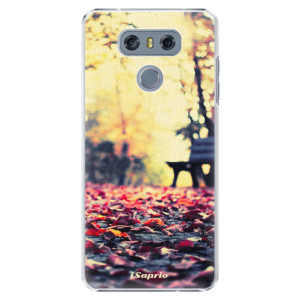 Plastové pouzdro iSaprio Bench 01 na mobil LG G6 (H870)