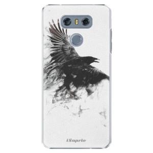 Plastové pouzdro iSaprio Havran 01 na mobil LG G6 (H870)