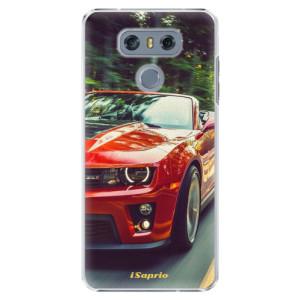 Plastové pouzdro iSaprio Chevrolet 02 na mobil LG G6 (H870)