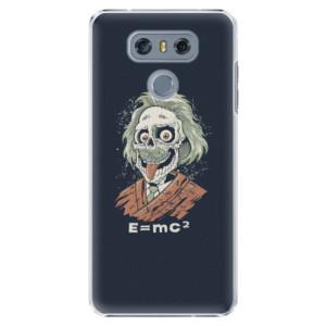 Plastové pouzdro iSaprio Einstein 01 na mobil LG G6 (H870)