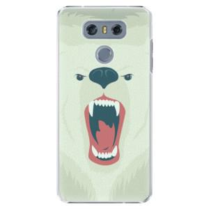 Plastové pouzdro iSaprio Angry Bear na mobil LG G6 (H870)