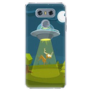 Plastové pouzdro iSaprio Alien 01 na mobil LG G6 (H870)