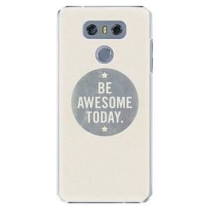 Plastové pouzdro iSaprio Awesome 02 na mobil LG G6 (H870)